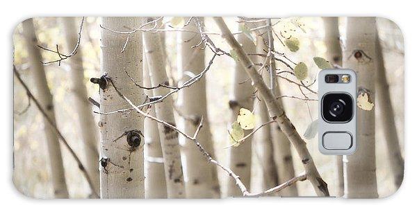 Dreamy Aspen Woodland Galaxy Case by Andrea Hazel Ihlefeld
