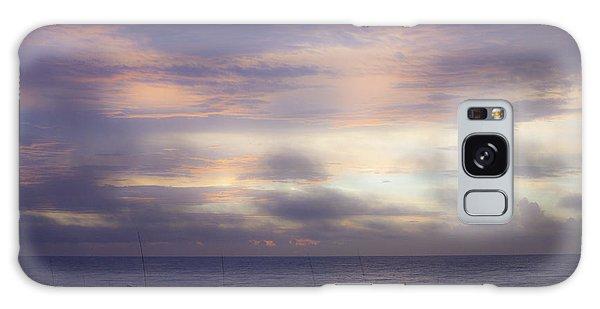 Dreamy Blue Atlantic Sunrise Galaxy Case