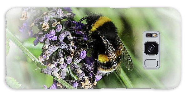 Dreamy Bumble Bee Galaxy Case