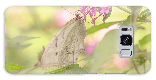 Dreamy Butterfly Galaxy Case