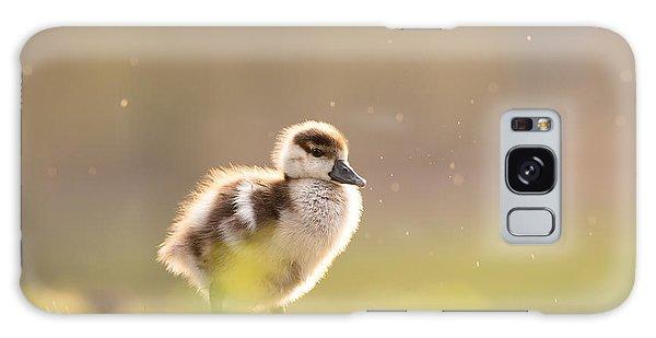 Gosling Galaxy Case - Dreamy Duckling by Roeselien Raimond