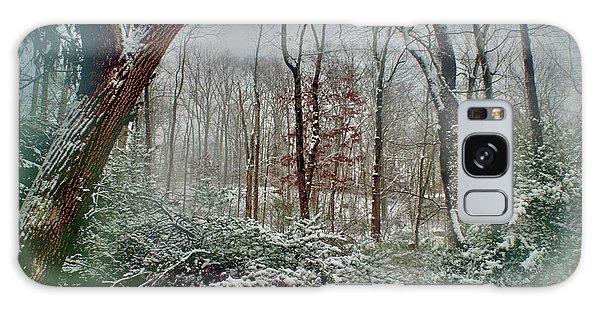 Dreamy Snow Galaxy Case
