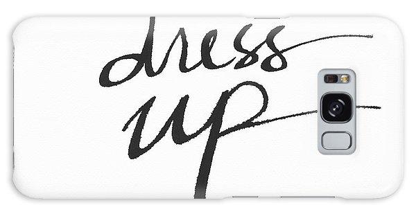 Dress Galaxy Case - Dress Up- Art By Linda Woods by Linda Woods