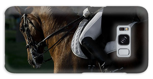 Dressage Galaxy Case by Wes and Dotty Weber