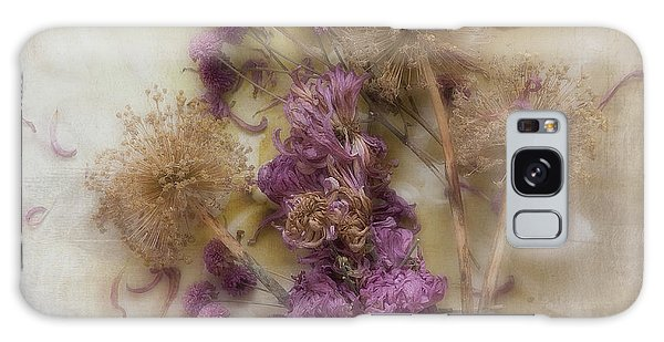 Dried Flowers Galaxy Case