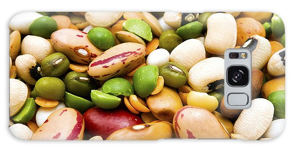 Dried Legumes And Cereals Galaxy Case