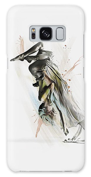 Drift Contemporary Dance Two Galaxy Case