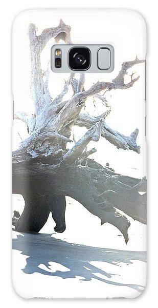 Drift Wood Galaxy Case