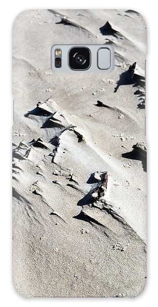 Padre Island National Seashore Galaxy S8 Case - Drifting Sand by Wes Hanson