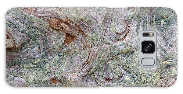 Driftwood Burl Galaxy Case