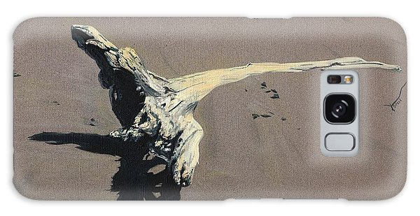Coastal Driftwood Galaxy Case