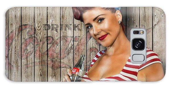 Drink Coca-cola Galaxy Case