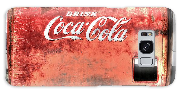 Drink Ice Cold Coca Cola Galaxy Case