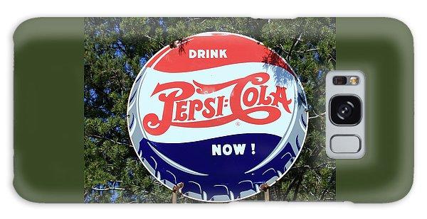 Drink Pepsi - Cola Now  Galaxy Case
