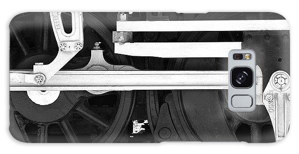 Train Galaxy S8 Case - Drive Train by Mike McGlothlen
