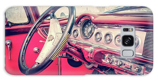 Style Galaxy Case - Driving In Havana by Delphimages Photo Creations