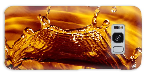 Drop Of Gold Galaxy Case