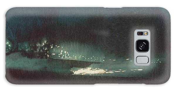 Drop Of Water Galaxy Case by Annemeet Hasidi- van der Leij