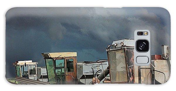 Drought Galaxy Case by Gina  Zhidov