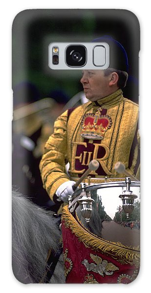 Drum Horse At Trooping The Colour Galaxy Case