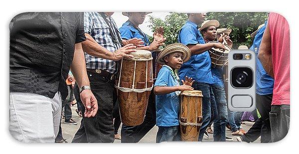 Drummer Boy In Parade Galaxy Case