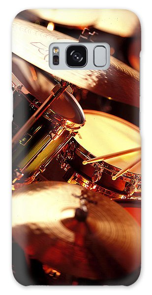 Drum Galaxy Case - Drums by Robert Ponzoni