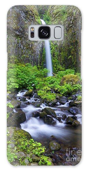 Dry Creek Falls Galaxy Case