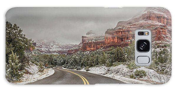Boynton Canyon Road Galaxy Case