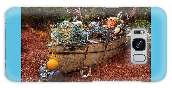 Dry Dock Art Galaxy Case by Thom Zehrfeld