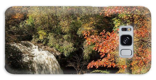 Dry Falls In North Carolina Galaxy Case