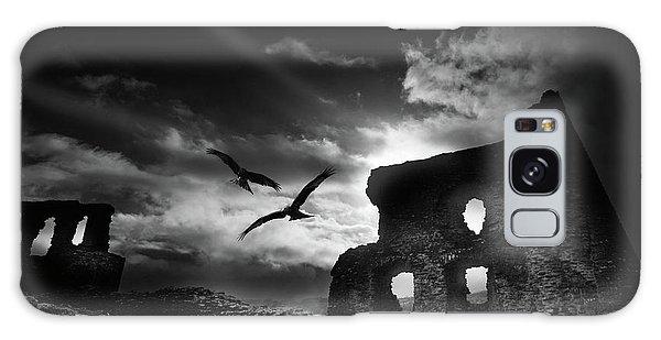 Dryslwyn Castle 3b Galaxy Case