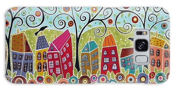 Dsc01598-swirl Tree Village Galaxy S8 Case