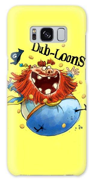 Dub-loons Galaxy Case