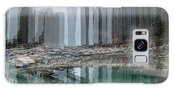Dubai Marina  Galaxy Case