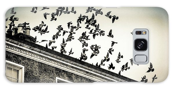 Flight Over Oscar Wilde's Hood, Dublin Galaxy Case