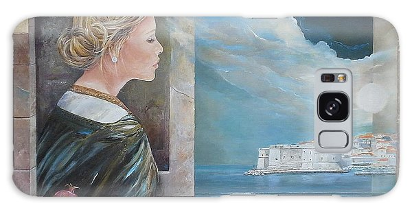 Dubrovnik On My Mind Galaxy Case