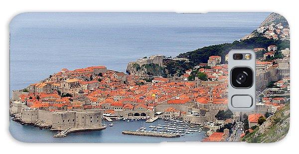 Dubrovnik Galaxy Case by Ramona Johnston