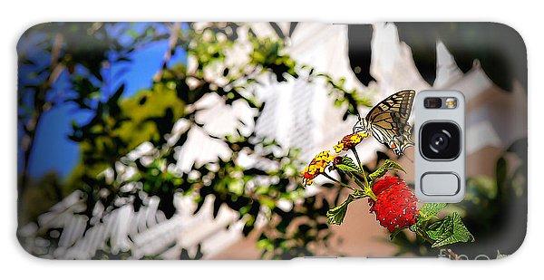 Dubrovniks Butterfly Galaxy Case