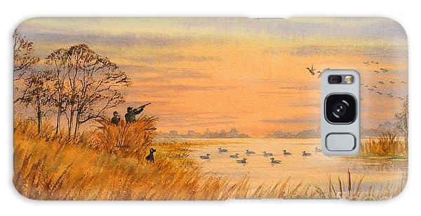 Duck Hunting Calls Galaxy Case