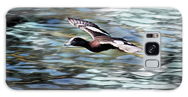 Duck Leader Galaxy Case