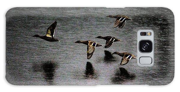 Duck Squadron Galaxy Case