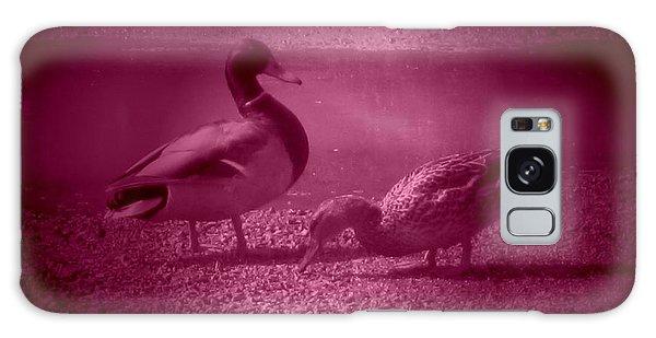 Ducks #1 Galaxy Case