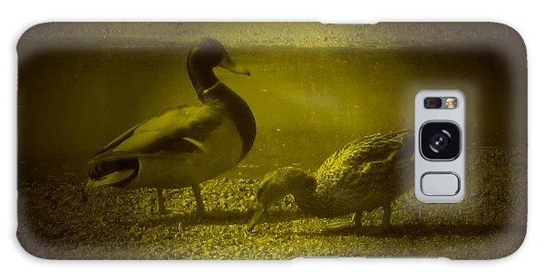 Ducks #3 Galaxy Case