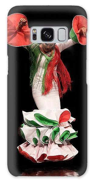 Duende Flamenco Galaxy Case