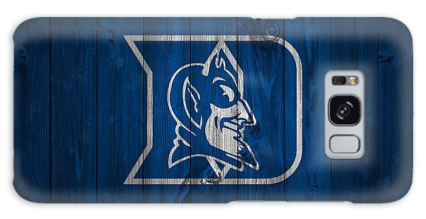 Duke Blue Devils Barn Door Galaxy Case