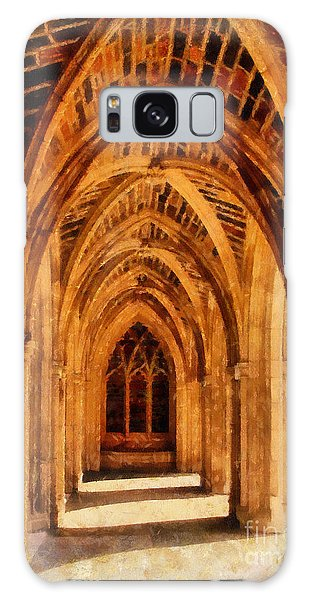 Duke Chapel Galaxy Case