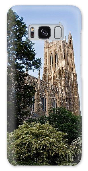 Duke Chapel Side View Galaxy Case