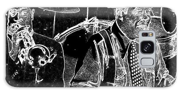 Duke Ellington Galaxy Case by Charles Shoup