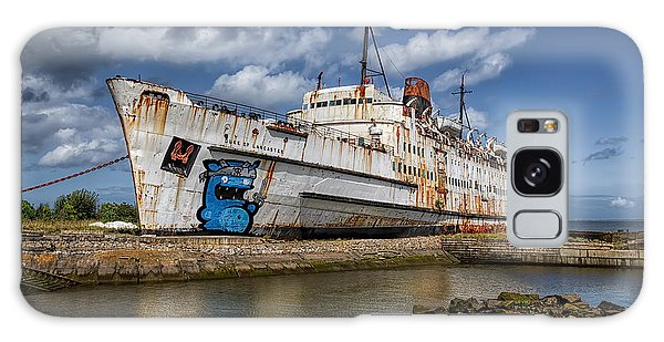 Swan Boats Galaxy Case - Duke Of Lancaster  by Adrian Evans