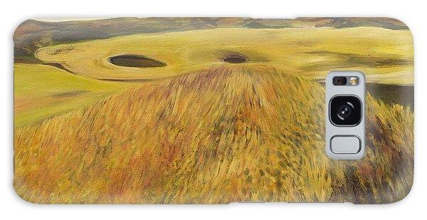 Dundonald Golf Course Galaxy Case